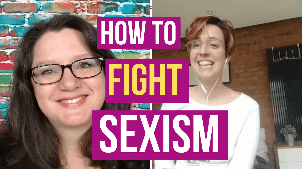 How to Fight Sexism with Data, Facts and T-shirt Slogans