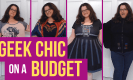 Geek Chic on a Budget