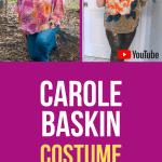Carole Baskin DIY Costume