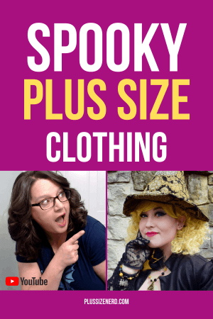 Witchy Plus Size Clothing