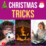 Virtual Christmas Tricks