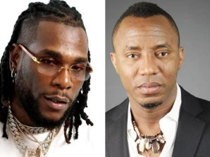 Sowore challenges Burna Boy: 'If you want to be Fela, Be Fela!' | Plus TV Africa