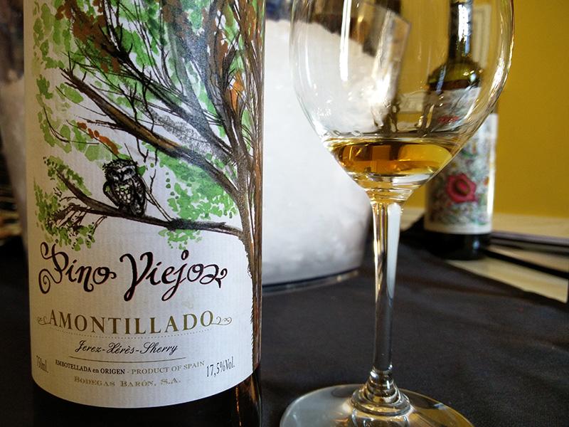 Amontillado Pino Viejo de Bodegas Barón