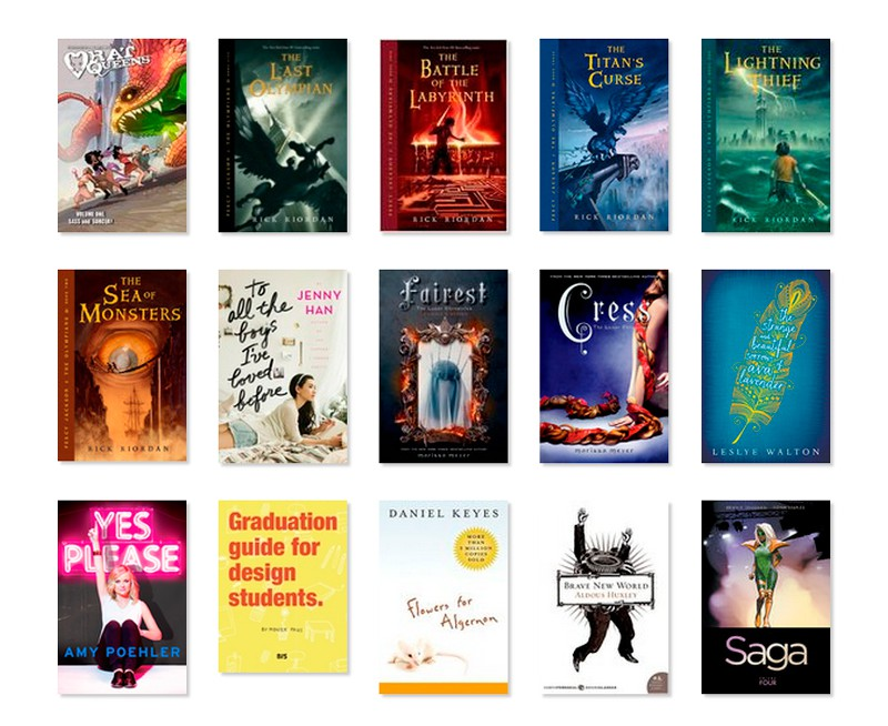 The 11 books I read as part of the 50 books challenge