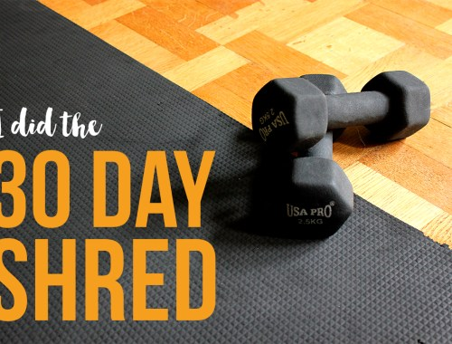The 30 Day Shred