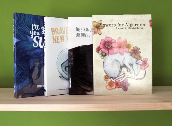 CREARES bookcovers