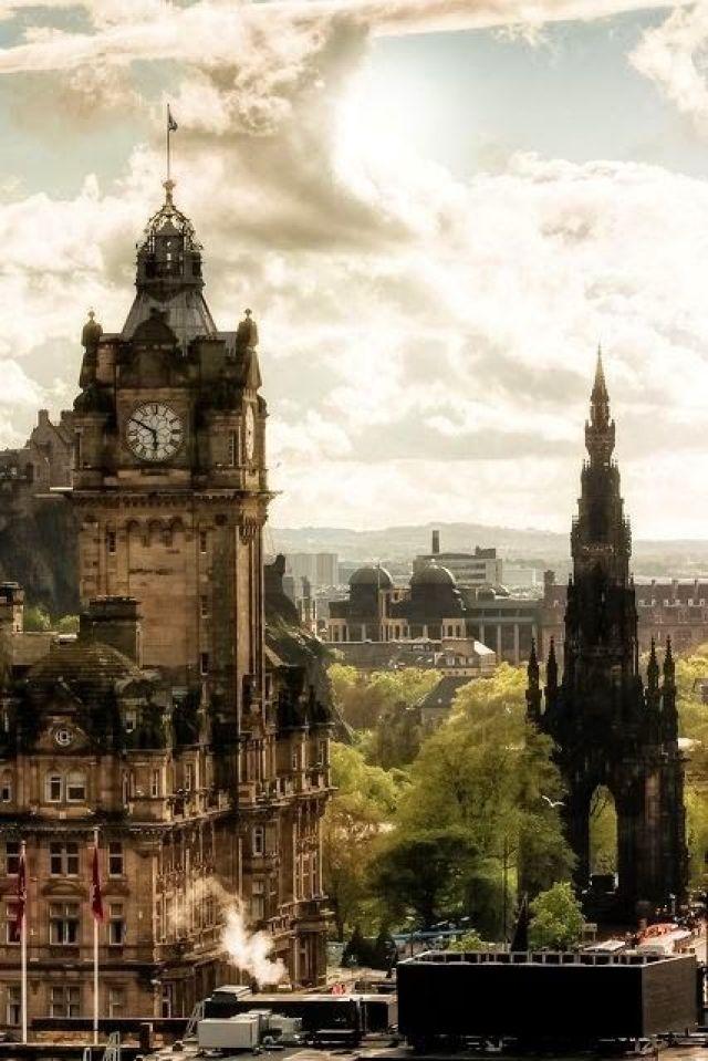 Pretty Things - Scotland