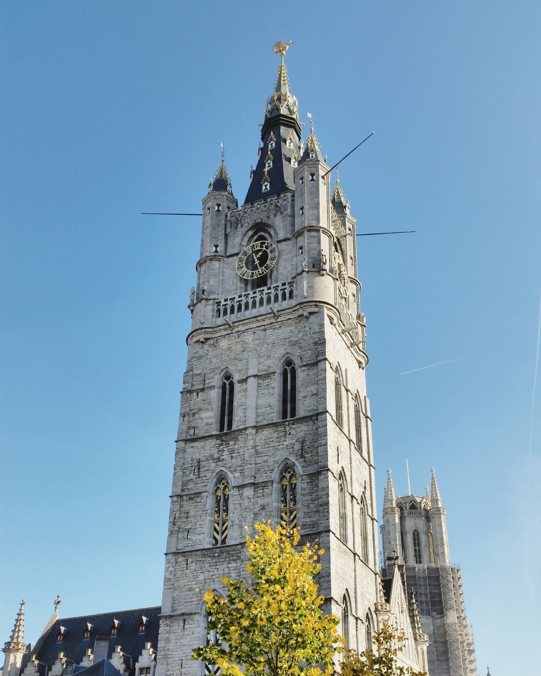 Last Week I spent some time in the Ghent city centre, enjoying the weather!