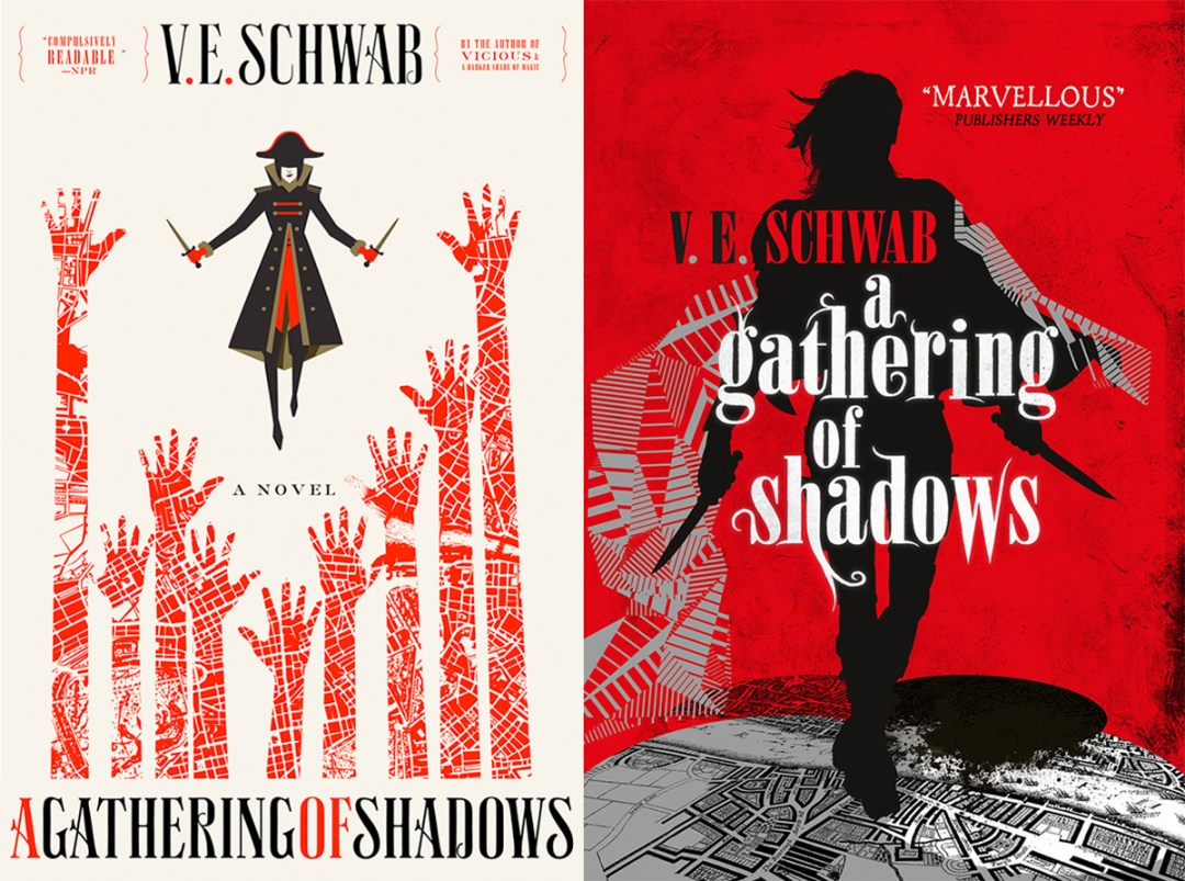 Books I want to read in 2016: A Gathering of Shadows
