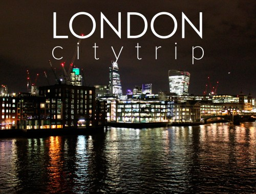 What to do on a three day London city trip wen you've already seen all the tourist highlights
