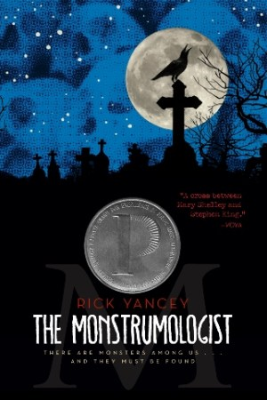 Cover of the book The Monstrumologist