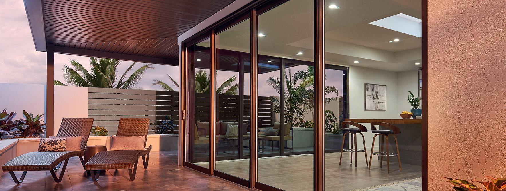 our patio doors ply gem