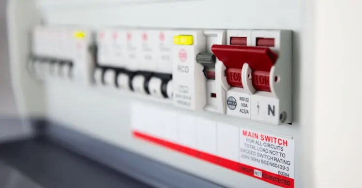 NEW CONSUMER UNIT FUSE BOX UPGRADES?resize=300%2C156&ssl=1 electrician plymouth sparky, affordable reliable electrical service new fuse box at reclaimingppi.co