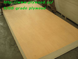 grade b plywood