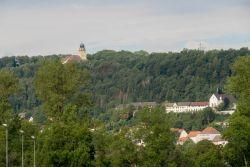 Schloss, Kloster und Spital Stühlingen