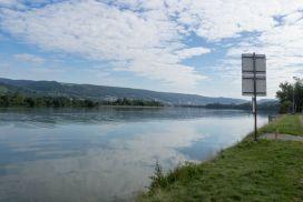 Am Rhein bei Leibstadt