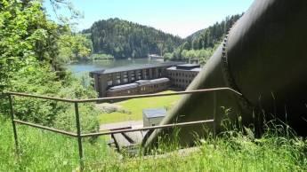 Kraftwerk Schwarzasee