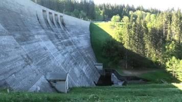 Schluchsee-Staumauer