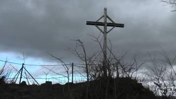 Gipfelkreuz Hohenstoffeln