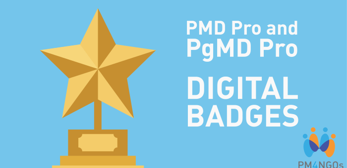 Digital Badges Now Available for Project DPro and PgMD Pro Certified Professionals