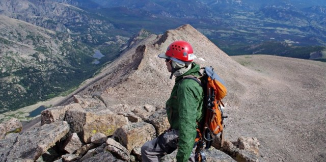 Longs Peak - Northwest Ridge