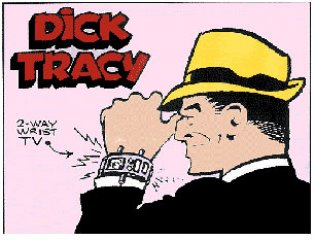 Dick-Tracy-Wrist-Radio