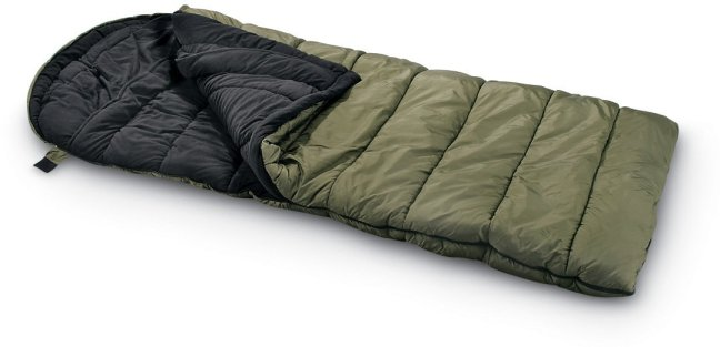 sleeping-bag