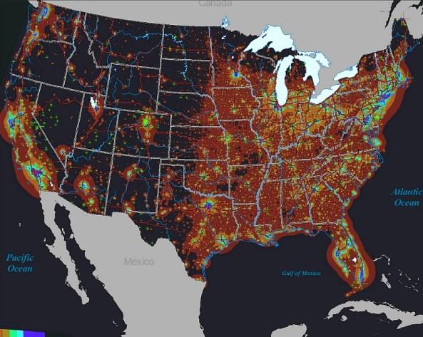 nasa-light-pollution