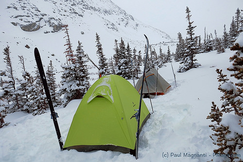 There are lighter and more spacious alternatives for a winter shelter such as many pyramid style-shelters. But in winter sometimes a person just wants a ... & Gear Review: Black Diamond Firstlight tent | PMags.com