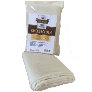 cheese-cloth