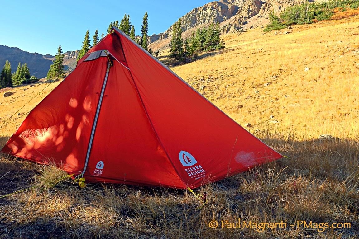 An overlook Sierra Designs High Route 1FL & An overlook: Sierra Designs High Route 1FL |