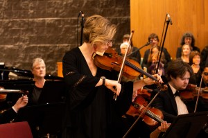 Meghan Ruel, the Concertmaster