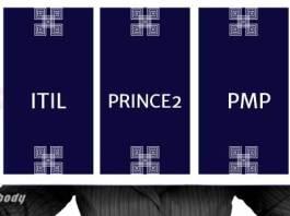 ITIL PRINCE2 PMP