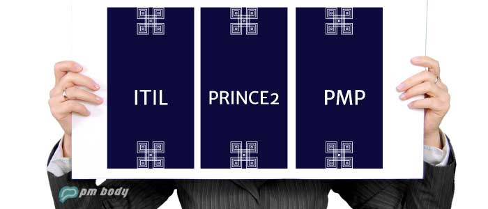 ITIL vs PRINCE2 vs PMP: What They Offer and Which One is Better?