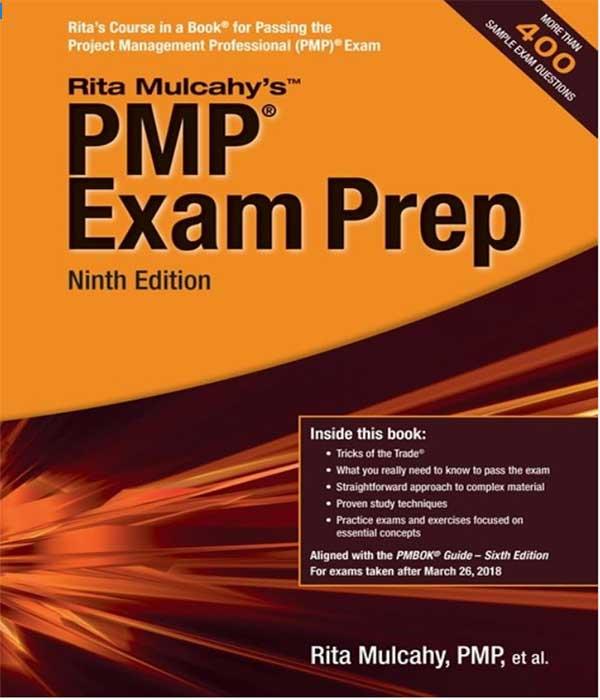 Rita Mulcahy PMP Exam Prep Book