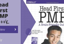 head first pmp book