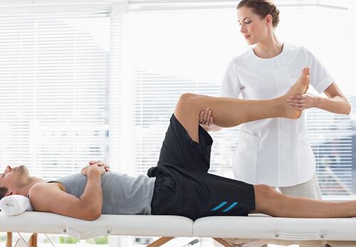 Fysiotherapie Middelburg voor OrthoXpert - knie en heuprevalidatie