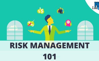 risk management - Risk Management 101
