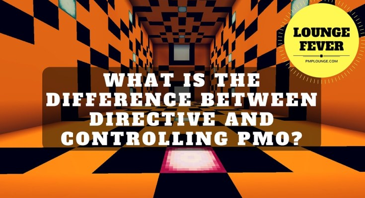 difference between directive and controlling pmo - What is the difference between Directive and Controlling PMO?