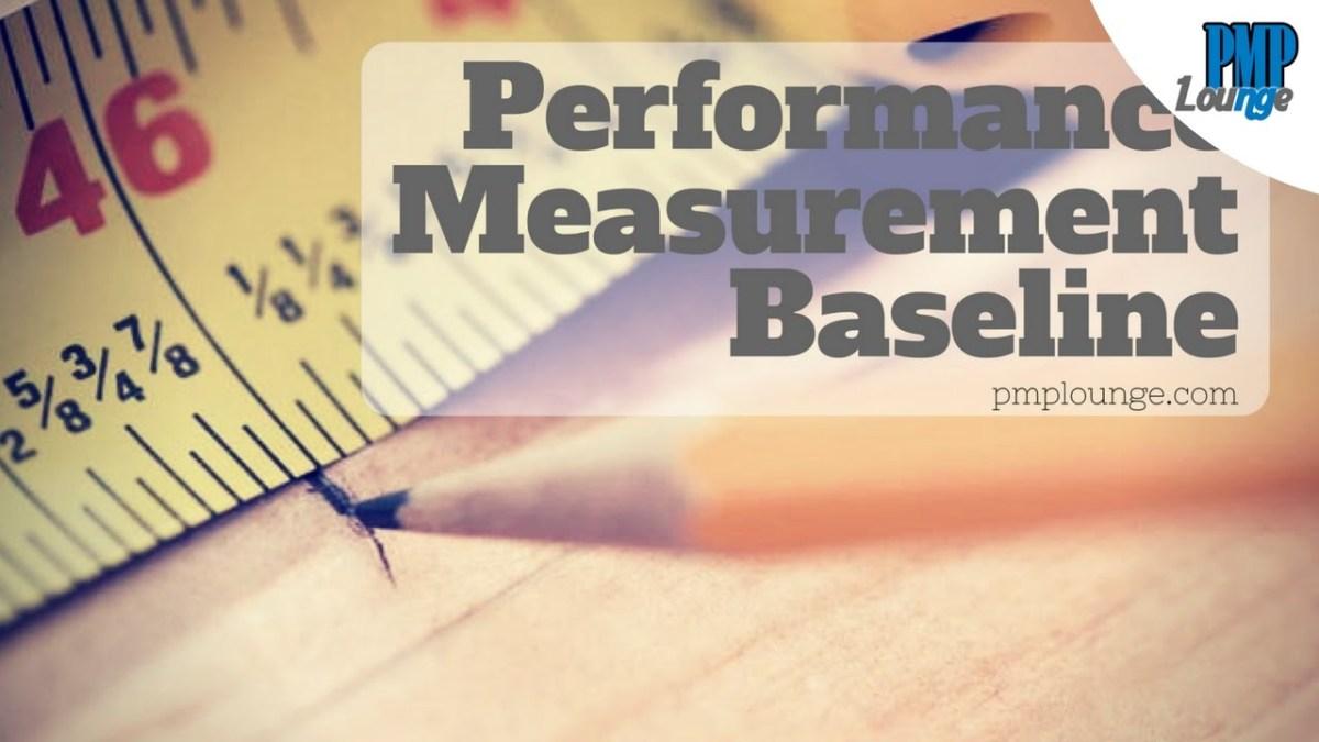 What is Performance Measurement Baseline (PMB)?