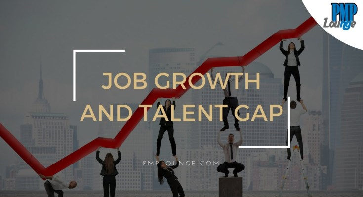 job growth and talent gap - Job Growth and Talent Gap 2017 to 2027 - PMI Report
