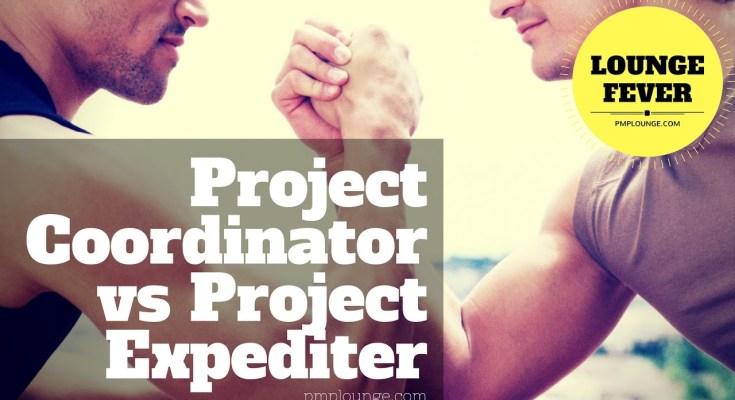 project coordinator vs project expediter - Project Coordinator vs Project Expediter