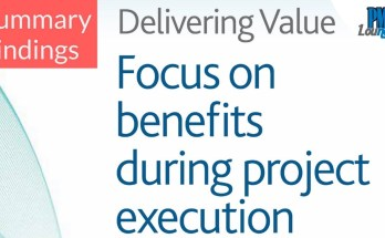 Focus on Benefits During Project Execution summary findings - Delivering Value - Summary Findings