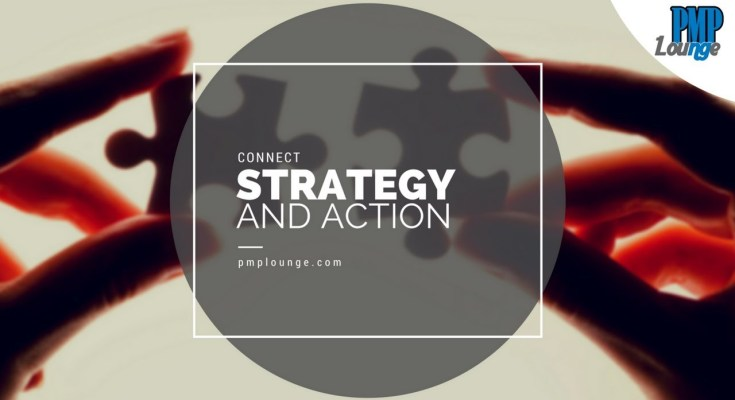 connect strategy and action - Connect Strategy and Action