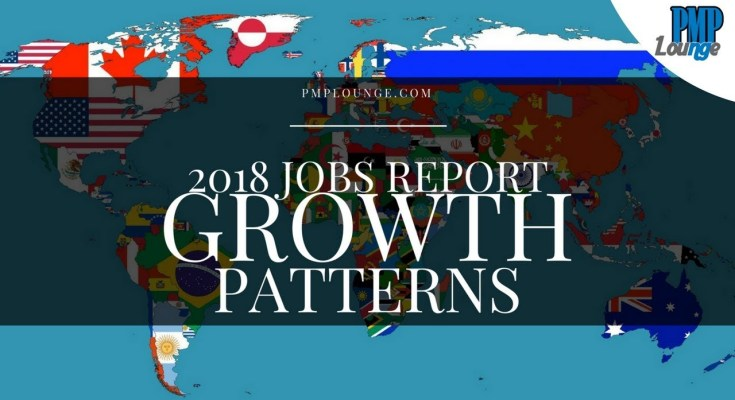 2018 jobs report growth patterns - PMI 2018 Jobs Report: Growth Patterns