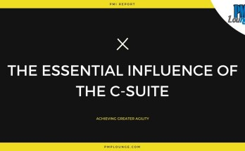 essential influence to the c suite - Essential Influence of the C-suite - Achieving Greater Agility