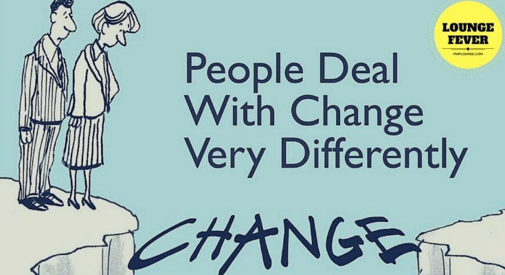 people deal with change differently - How to deal with Change Requests?