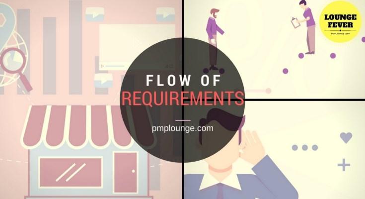 flow of requirements - Flow of Requirements