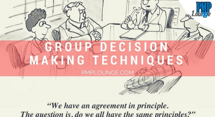 group decision making techniques - Collect Requirements Tools and Techniques - Group Decision Making Techniques