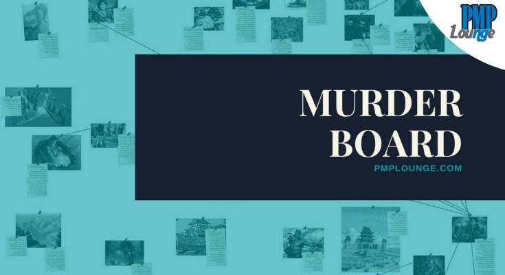 murder board - Project Selection - Murder Board